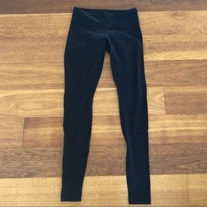 LULULEMON Classic Black Leggings